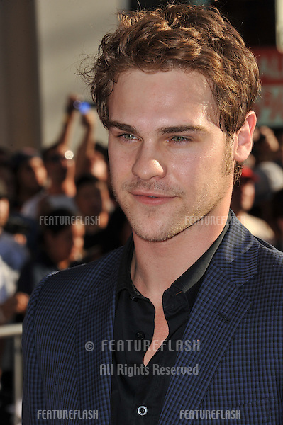 """Grey Damon at the premiere of """"Captain America: The First Avenger"""" at the El Capitan Theatre, Hollywood..July 19, 2011  Los Angeles, CA.Picture: Paul Smith / Featureflash"""
