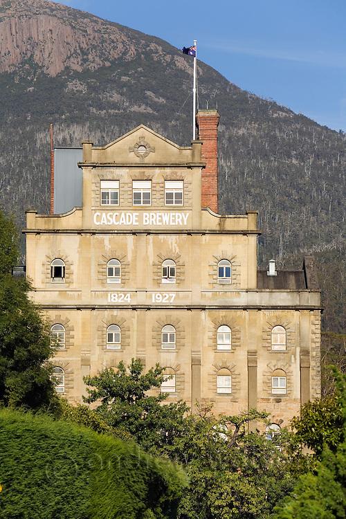 Cascade Brewery - Australia's oldest brewery, established in 1824.  Hobart, Tasmania, Australia