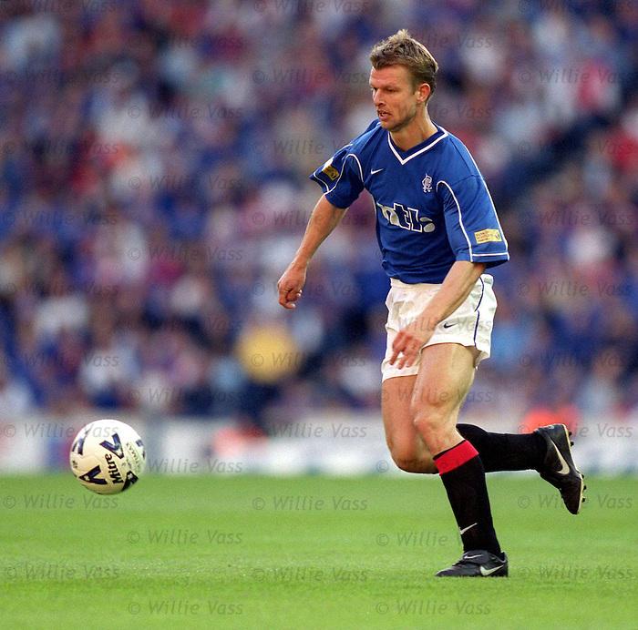 Arthur Numan, Rangers season 1999