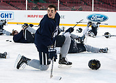 170113-PARTIAL-University of New Hampshire Wildcats practice at Fenway (m)