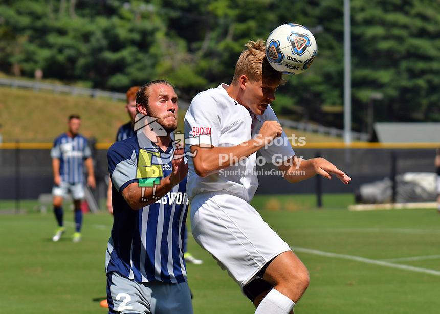 VMI Men's Soccer - 2016