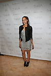 Miss Universe Olivia Culpo Attends Theia Spring 2014 Presentation Held at the New York Palace, NY