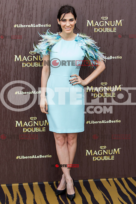 Cecilia Gessa during the launch party for the new range of Magnum ice cream at  ME Hotel Reina Victoria. Jun 15,2016. (ALTERPHOTOS/Rodrigo Jimenez) /NortePhoto.com