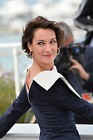 Jeanne Balibar at the photocall for &quot;Barbara&quot; at the 70th Festival de Cannes, Cannes, France. 18 May 2017<br /> Picture: Paul Smith/Featureflash/SilverHub 0208 004 5359 sales@silverhubmedia.com