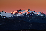 Mount Olympus, 7,965 feet, Olympic National Park, Washington