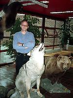 Kjetil Bevanger, forskningssjef, avd. for terrestrisk økologi, Nina