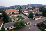 Friedland refugee camp West Germany. 1980's.