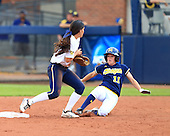 The University of Michigan softball team beat Cal, 3-1, in NCAA Regional final at the Wilpon Softball Complex in Ann Arbor, Mich., on May 19, 2013.