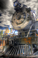 "Historic Heber Railroad - ""The Heber Creeper"" - Heber City, Utah"