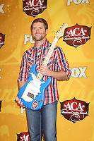 LOS ANGELES - DEC 6:  Josh Turner in the press room of the 2010 American Country Awards at MGM Grand Garden Arena on December 6, 2010 in Las Vegas, NV.