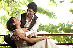 Farhan & Adhuna Akhtar for Harper's Bazaar. Farhan is a film director and actor, Adhuna runs and owns B:Blunt, a chain of hair salons in India.