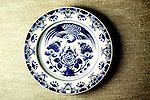 Netherlands: Amsterdam.  Delftware ceramics.   Photo #: duamst104.  Photo copyright Lee Foster, 510/549-2202, www.fostertravel.com, lee@fostertravel.com