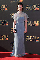Kate O'Flynn at The Olivier Awards 2017 at the Royal Albert Hall, London, UK. <br /> 09 April  2017<br /> Picture: Steve Vas/Featureflash/SilverHub 0208 004 5359 sales@silverhubmedia.com