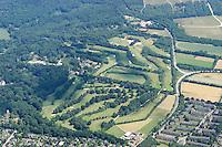 Deutschland, Schleswig- Holstein, Reinbek, Wentorf, Golfplatz, Reinbek- Wentorf, Sport, Golf