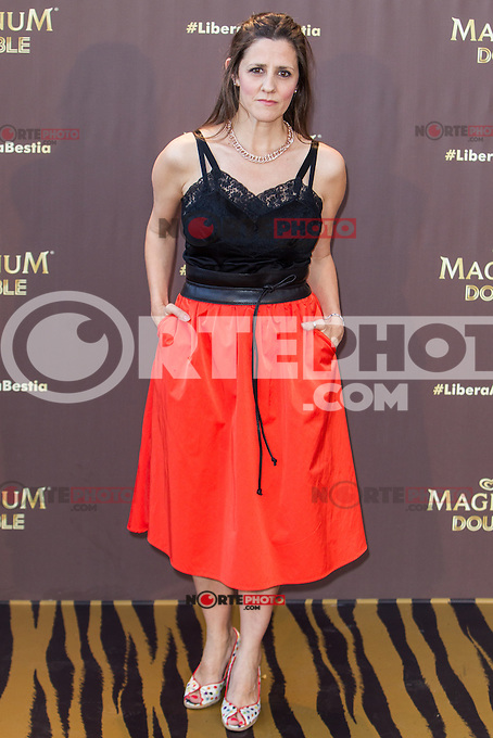 Lorena Verdu during the launch party for the new range of Magnum ice cream at  ME Hotel Reina Victoria. Jun 15,2016. (ALTERPHOTOS/Rodrigo Jimenez) /NortePhoto.com
