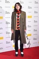 LONDON, UK. November 22, 2016: Bella Freud at The Design Museum VIP launch party in Kensington, London.<br /> Picture: Steve Vas/Featureflash/SilverHub 0208 004 5359/ 07711 972644 Editors@silverhubmedia.com