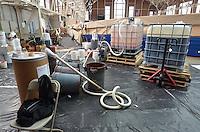 2013-10-16 Coxe Cage Renovations Progress Photo Submission Eleven
