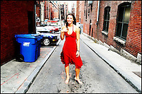 Misc - Ladies in Red Shoot for Fun