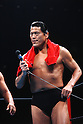Antonio Inoki, MARCH 1, 1992 - Pro-Wrestling : Antonio Inoki during the New Japan Pro-Wrestling event at Yokohama Arena in Kanagawa, Japan. (Photo by Yukio Hiraku/AFLO)