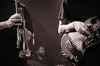 The Budos Band at The Independent | January 16, 2011
