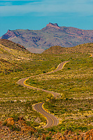 USA-Texas-Big Bend National Park