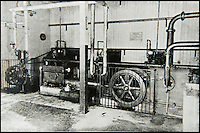 BNPS.co.uk (01202 558833)<br /> Pic: JanJarvis/BNPS<br /> <br /> The hardening house of the gunpowder factory back in the 1860's.<br /> <br /> A lot of bang for your buck...<br /> <br /> A former royal hunting lodge that went on to become a world-renowned gunpowder factory has exploded onto the property market.<br /> <br /> Eyeworth Lodge, in the picturesque surroundings of Fritham in the New Forest, was the perfect isolated place for the risky business that saw lots of men injured or even killed, but it is now a stunning country home for anyone who wants to escape to the country.<br /> <br /> The seven-bedroom home, which has eight acres of land, is on the market with Strutt &amp; Parker for &pound;4million.