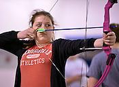 Arkansas Arts Academy Archery Tournament