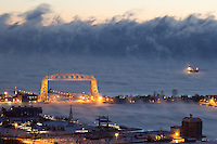 &quot;Lake Superior Sea Smoke&quot;<br />