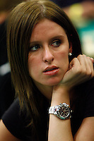 3 March 2007: Nicky Hilton wearing a Rolex watch during the fifth annual WPT Invitational at the Commerce Casino in Los Angeles, CA.