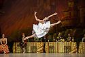 London, UK. 02.04.2013. The Mikhailovsky Ballet present LAURENCIA at the London Coliseum. Starring Natalia Osipova (Laurencia) and Ivan Vasiliev (Frondoso). © Jane Hobson.