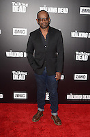 HOLLYWOOD, CA - OCTOBER 23: Lennie James at AMC Presents Live, 90-Minute Special Edition of 'Talking Dead' at Hollywood Forever on October 23, 2016 in Hollywood, California. Credit: David Edwards/MediaPunch