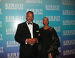 Reverend Jesse Jackson and Jacqueline jackson Attend Alvin Ailey Opening Night Gala Party at the Hilton New York Grand Ballroom 12/1/10