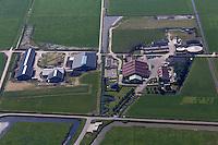 Leeuwarden van boven | Leeuwarden from above