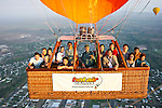 Hot Air Balloon Cairns 2009