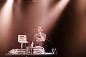 Killer Mike plays to a packed house at Lincoln Theatre during the Hopscotch Music Festival in Raleigh, North Carolina. September 7, 2012.