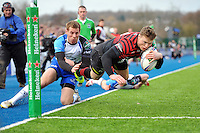 Saracens v Connacht