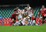 Justin Marshall under Pressure. Shane Williams Testimonial match 0508 © Ian  Cook, IJC Photography, www.ijcphotography.co.uk, iancook@ijcphotography.co.uk.