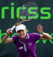 Elena KULIKOVA (RUS) against Roberta VINCI (ITA) in the first round. Vinci beat Kulikova 3-6 6-3 6-4..International Tennis - 2010 ATP World Tour - Sony Ericsson Open - Crandon Park Tennis Center - Key Biscayne - Miami - Florida - USA - Wed 24 Mar 2010..© Frey - Amn Images, Level 1, Barry House, 20-22 Worple Road, London, SW19 4DH, UK .Tel - +44 20 8947 0100.Fax -+44 20 8947 0117