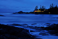 Wikaninnish Inn, Tofino, Vancouver Island, British Columbia , Canada