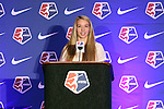 16 January 2015: Stephanie Verdoia (Seattle University) was selected with the 29th overall pick by the Boston Breakers. The National Women's Soccer League Draft was held at the Pennsylvania Convention Center in Philadelphia, Pennsylvania.
