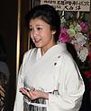 Norika Fujiwara attends Tae Ashida during Tokyo Fashion Week 2017AW