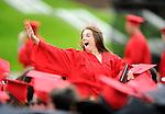 2013 Wesleyan University Graduation