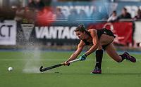 Brooke Neal during the international hockey match between the Blacksticks Women and India, Rosa Birch Park, Pukekohe, New Zealand. Sunday 14  May 2017. Photo:Simon Watts / www.bwmedia.co.nz