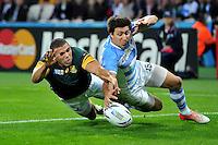 South Africa v Argentina
