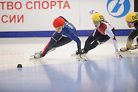 "SHORT TRACK: MOSCOW: Speed Skating Centre ""Krylatskoe"", 14-1503-2015, ISU World Short Track Speed Skating Championships 2015, ©photo Martin de Jong"