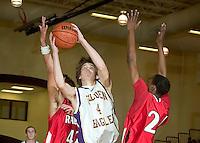Boys Varsity Basketball vs Ritter 2-6-09