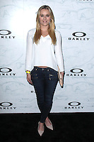 Lindsey Vonn<br />
