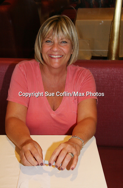 Guiding Light's Kim Zimmer - Final Meet and Greet - Day 5 - Wednesday August 4, 2010 - So Long Springfield at Sea on the Carnival's Glory (Photos by Sue Coflin/Max Photos)
