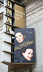 'The Little Foxes' - Theatre Marquee
