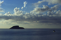 Capelinhos was in 1957 the latest eruption witnessed by the inhabitants of Faial, Azores.